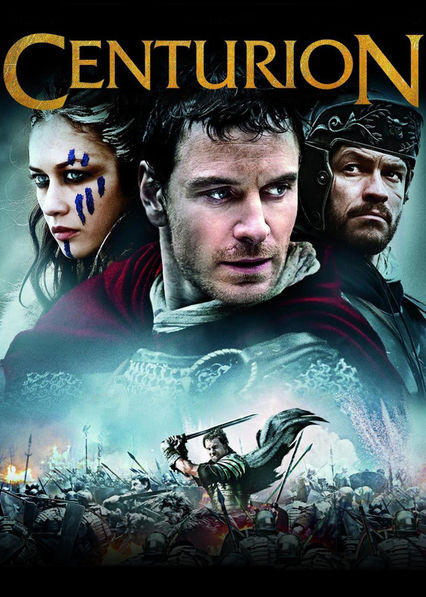 Centurion on Netflix UK