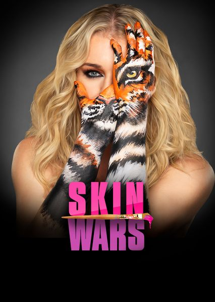 Skin Wars on Netflix UK