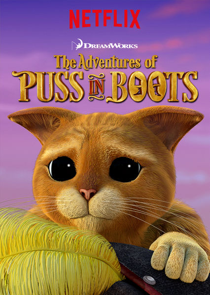 The Adventures of Puss in Boots on Netflix UK