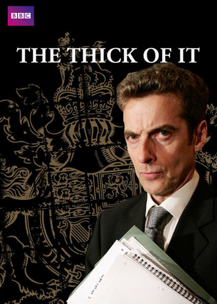 The Thick of It on Netflix UK