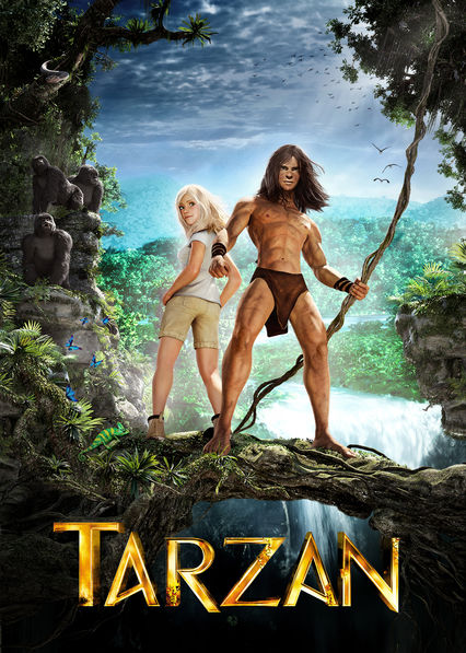 Tarzan on Netflix UK