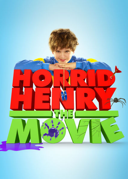 Horrid Henry: The Movie on Netflix UK