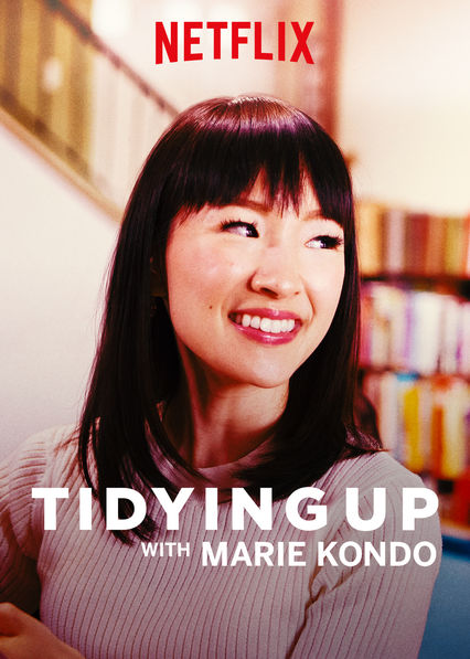 Tidying Up with Marie Kondo on Netflix UK
