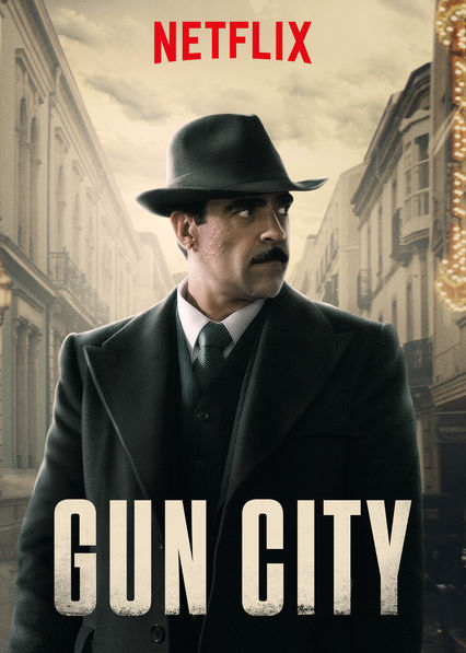 Gun City on Netflix UK