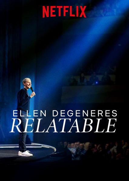 Ellen DeGeneres: Relatable on Netflix UK