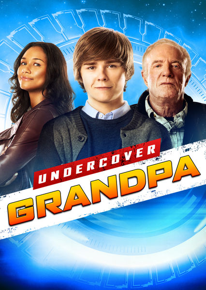 Undercover Grandpa on Netflix UK