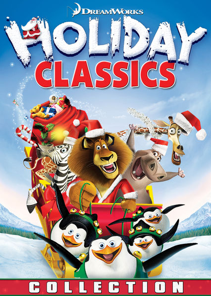 DreamWorks Holiday Classics on Netflix UK