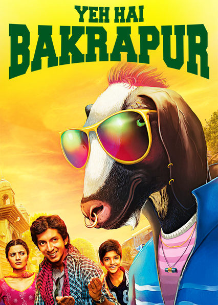 Yeh Hai Bakrapur on Netflix