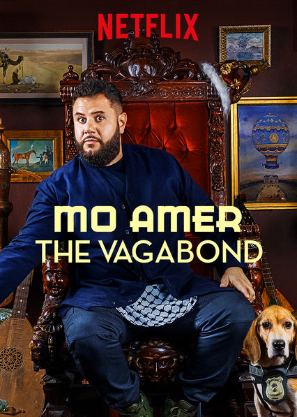 Mo Amer: The Vagabond on Netflix UK