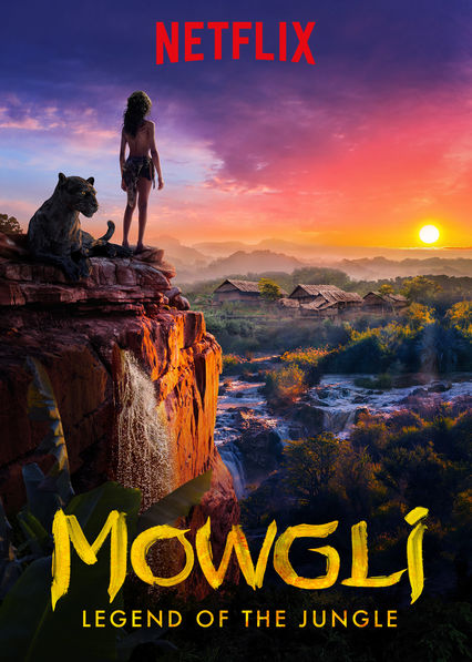 Mowgli: Legend of the Jungle on Netflix UK