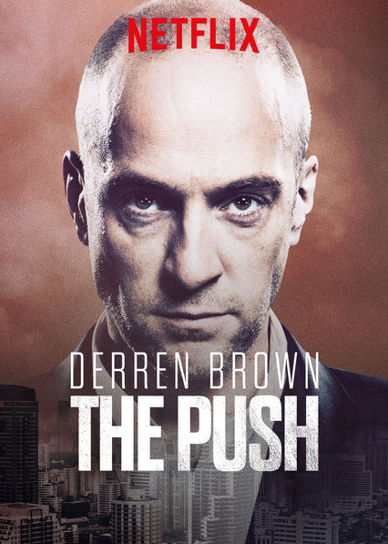 Derren Brown: The Push on Netflix UK
