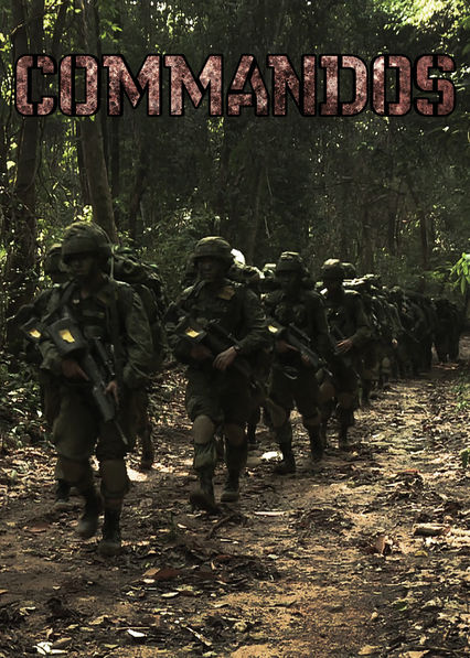 Commandos on Netflix UK