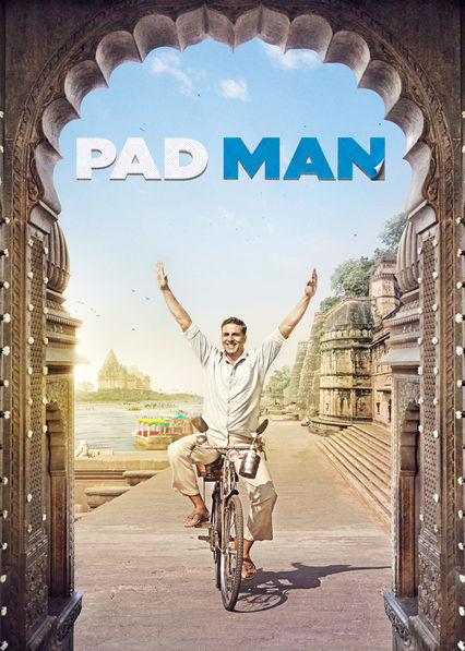 Pad Man on Netflix UK