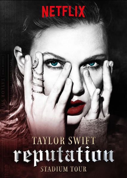 Taylor Swift reputation Stadium Tour on Netflix UK
