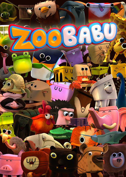 Zoobabu on Netflix UK