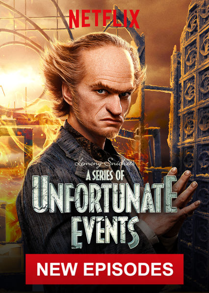 A Series of Unfortunate Events on Netflix UK