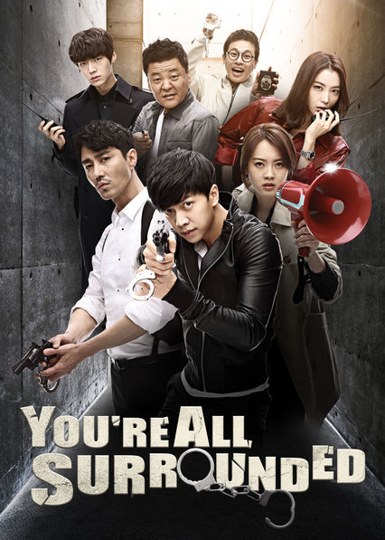 You're All Surrounded on Netflix