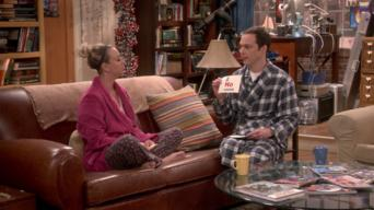 The Big Bang Theory: Season 9: The Line Substitution Solution