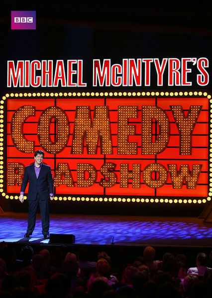 Michael McIntyre's Comedy Roadshow on Netflix UK
