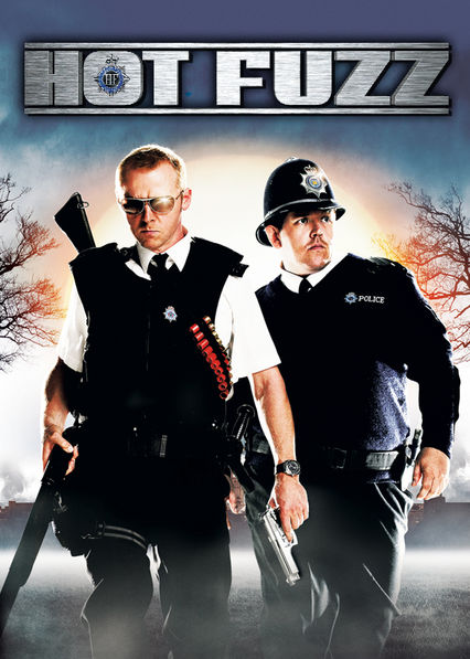 Hot Fuzz on Netflix UK