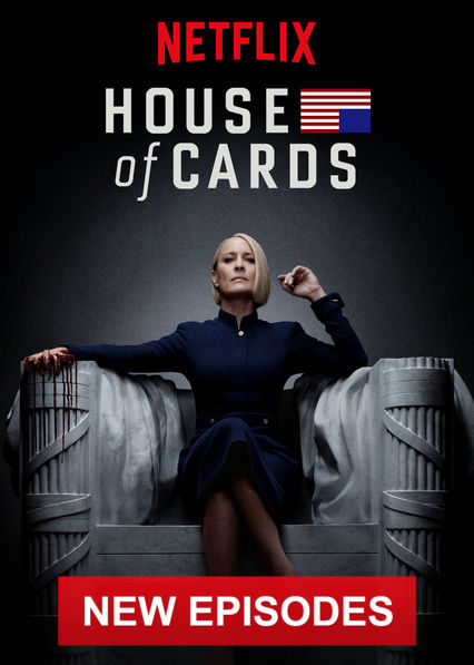 House of Cards on Netflix UK