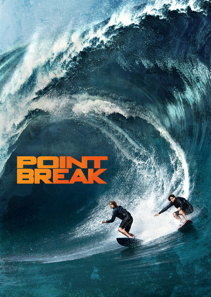Point Break on Netflix UK