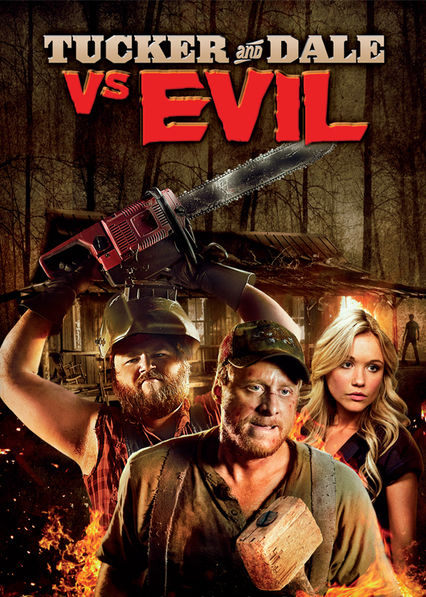 Tucker and Dale vs. Evil on Netflix UK