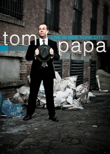 Tom Papa Live in New York City on Netflix