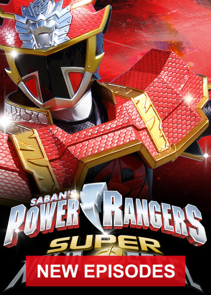 Power Rangers Ninja Steel on Netflix UK