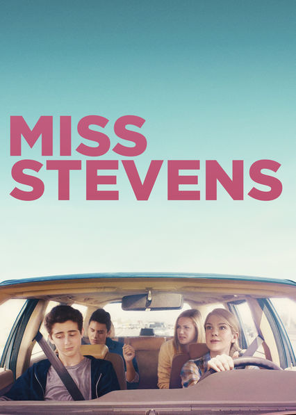 Miss Stevens on Netflix UK