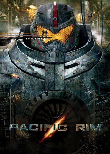Pacific Rim on Netflix UK