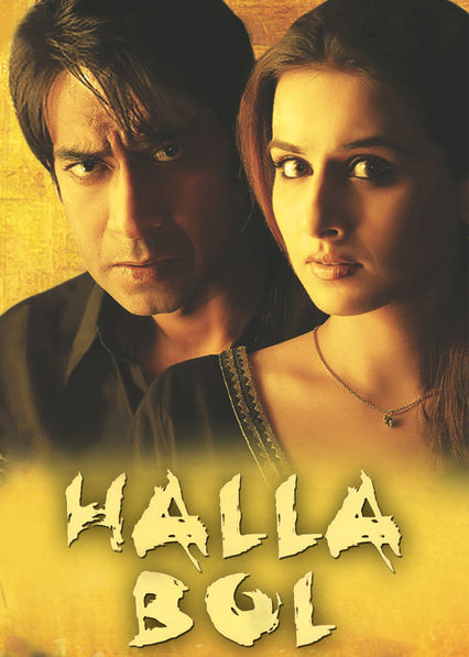 Halla Bol on Netflix UK