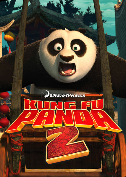 Kung Fu Panda 2 on Netflix UK