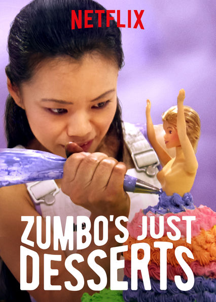 Zumbo's Just Desserts on Netflix UK