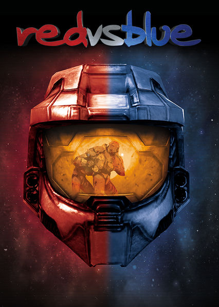 Red vs. Blue on Netflix UK
