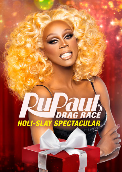 RuPaul's Drag Race Holi-Slay Spectacular on Netflix UK