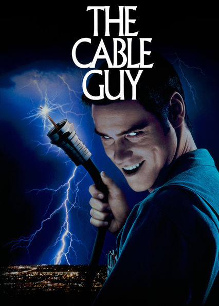 The Cable Guy on Netflix UK