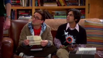 The Big Bang Theory: Season 3: The Excelsior Acquisition
