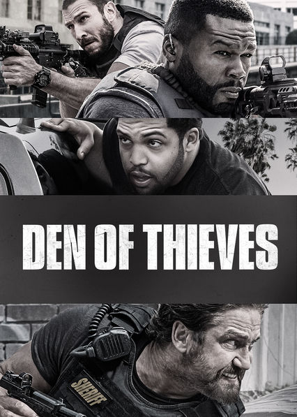 Den of Thieves on Netflix UK