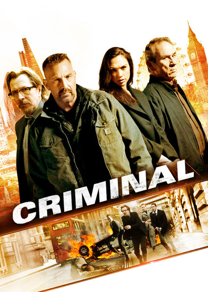 Criminal on Netflix UK