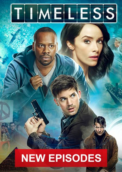 Timeless on Netflix UK