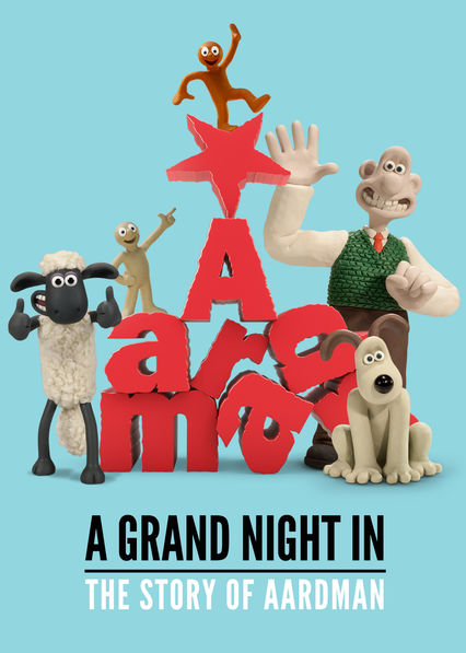 A Grand Night In: The Story of Aardman on Netflix UK