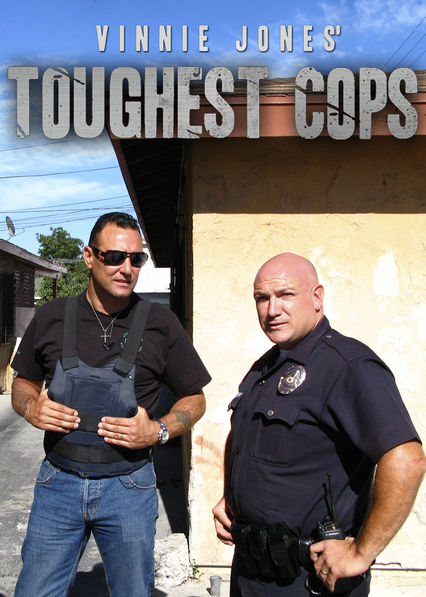 Vinnie Jones' Toughest Cops on Netflix UK