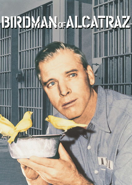 Birdman of Alcatraz on Netflix UK
