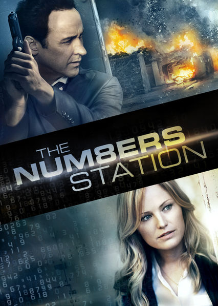 The Numbers Station on Netflix UK