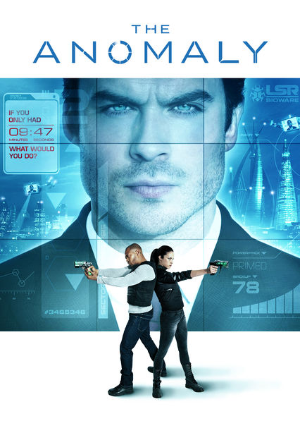 The Anomaly on Netflix UK