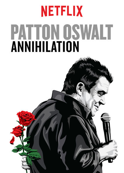 Patton Oswalt: Annihilation on Netflix UK