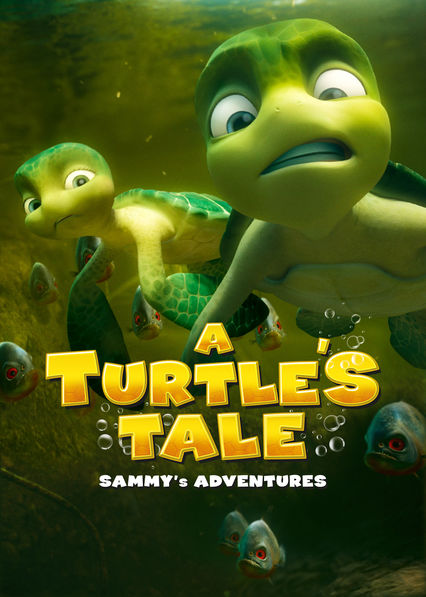 A Turtle's Tale: Sammy's Adventures on Netflix UK