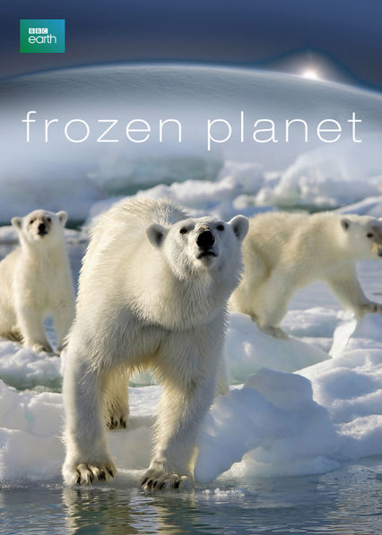 Frozen Planet on Netflix UK