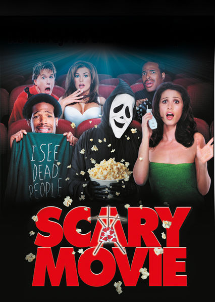 Scary Movie on Netflix UK